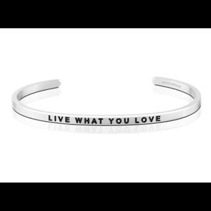 """""""Live What You Love"""" Mantra Band"""